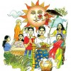 April - Sinhala and Tamil New Year