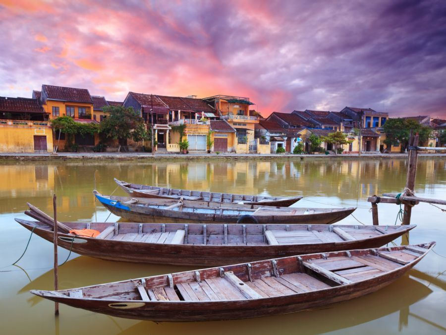 SPLENDOURS OF VIETNAM
